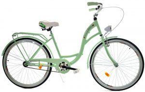 Retro bicykel DALLAS zelený