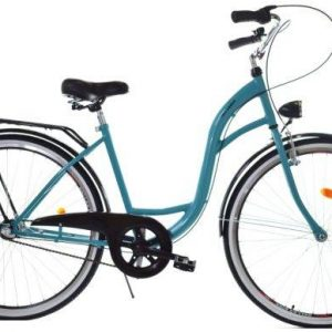 Retro bicykel DALLAS tmavo modrý