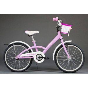 Detský bicykel ROSE fialový 5-8 rokov