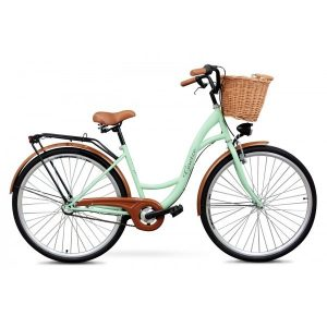 Retro bicykel GOETZE CLASSIC pistáciový