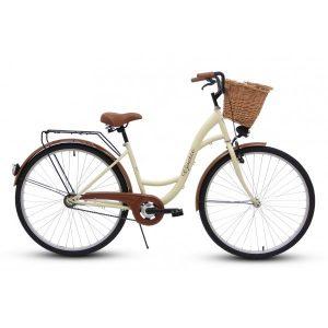 Retro bicykel GOETZE ECO krémový