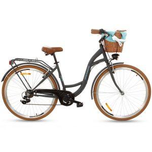 Retro bicykel GOETZE MOOD grafitový