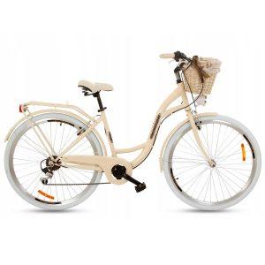 Retro bicykel GOETZE MOOD smotanový