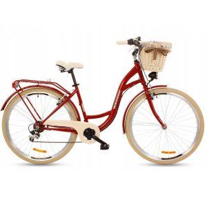 Retro bicykel GOETZE MOOD červený