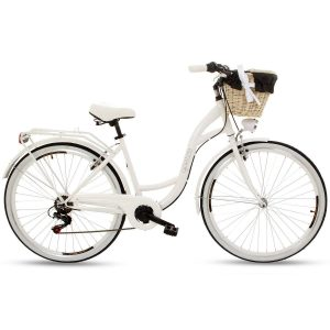 Retro bicykel GOETZE MOOD biely