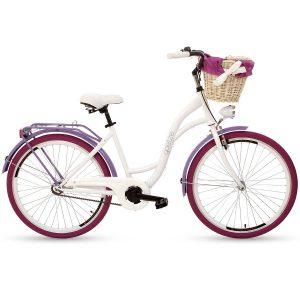 Retro bicykel GOETZE COLOURS fialový