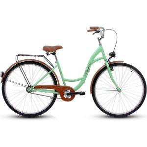 Retro bicykel GOETZE ECO pistáciový