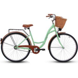 Retro bicykel GOETZE ECO pistácia
