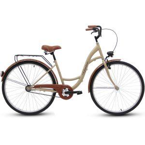 Retro bicykle GOETZE ECO capuccino
