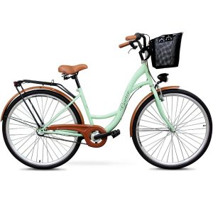 Retro bicykel  GOETZE CLASSIC pistácia
