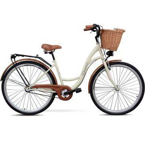 Retro bicykel GOETZE CLASSIC krémový