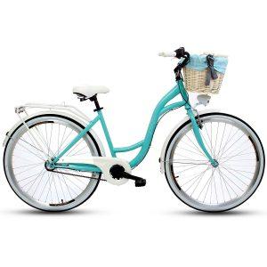 Retro bicykel GOETZE BLUEBERRY modrý