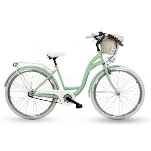 Retro bicykel GOETZE STYLE zelený