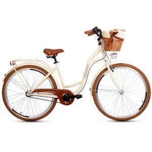 Retro bicykel GOETZE STYLE/LTD krémový
