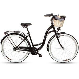 Retro bicykel GOETZE STYLE čierny