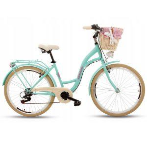 Retro bicykel GOETZE MOOD modrý