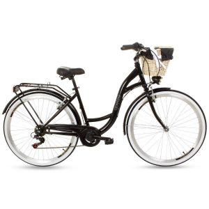 Retro bicykel GOETZE MOOD čierny