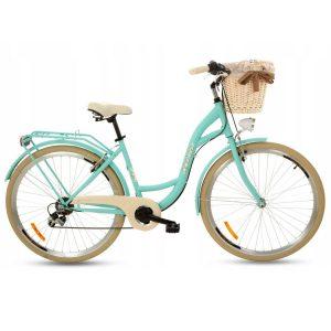 Retro bicykel GOETZE MOOD metový