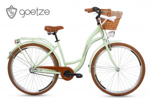 Retro Bicykel Čierny