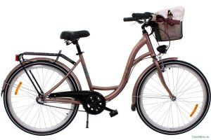 Retro bicykel GOOSE ELITE Medený