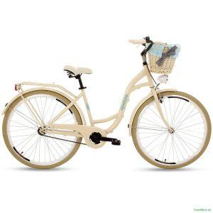 Retro bicykel GOETZE STYLE krémovy