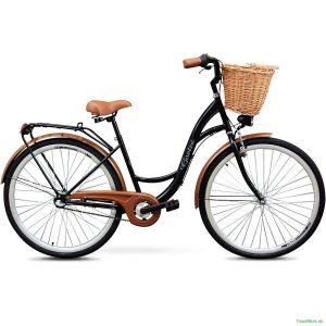 Retro bicykel GOETZE CLASSIC čierny