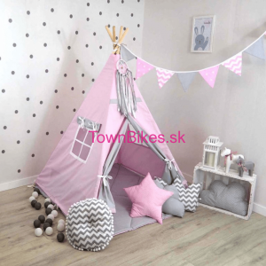 Teepee stan BARBIE PINK