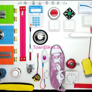 Manipulačná tabuľa (Activity Board) pre deti T1859