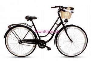 Retro bicykel GOETZE ECO RETRO čierny