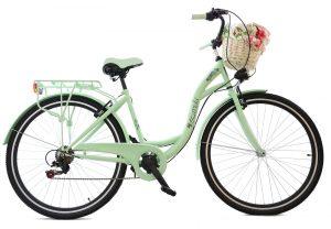 Retro bicykel LAVIDA 7-prevodový metový
