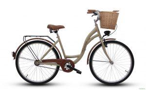 Retro bicykel GOETZE ECO cappuccino