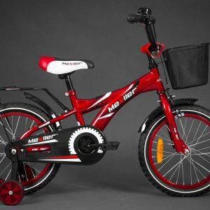 Detský bicykel MEXLLER červený